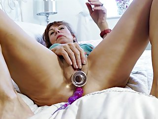 Fabulous sex scene Girl Masturbating unbelievable pretty one
