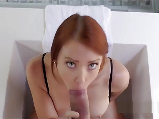 Busty Stepmom Does Taboo Fuck By Son