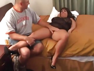 sexy milf taking lots of black cock