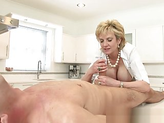 Horny porn scene Boobs unbelievable unique