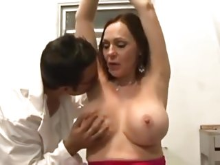 IMWF Indian Doctor Fucks White MILF