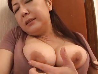 Japanese mother masturbates watching daughter masturbate
