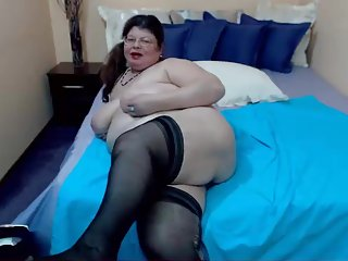 Free Live Webcam Chat with SweetMommaX d109