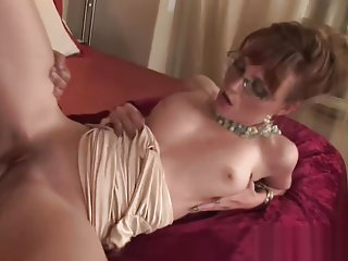 Natural tits Mother Marie Mc Cray Ride cock Sweet Touching Stepson