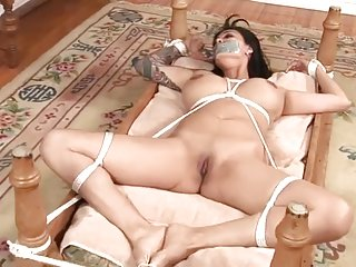 KD-73 - Grab And Bind Of Tera Patrick: The Perils Of Tera