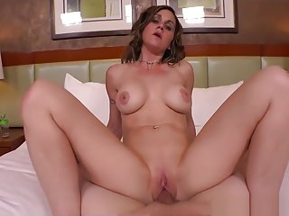 Amazing Mommy Jayden Take Cock Cool Her Bud